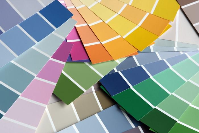 tabelas de cor pantone para psicologia das cores