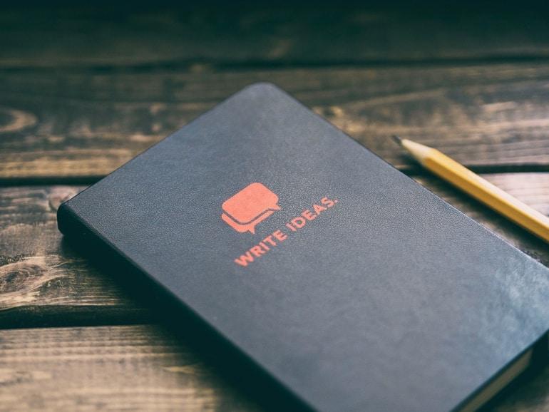 caderno brindes personalizados
