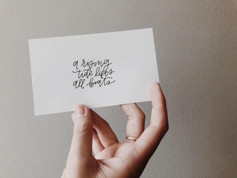 cartão de visitas para psicologos