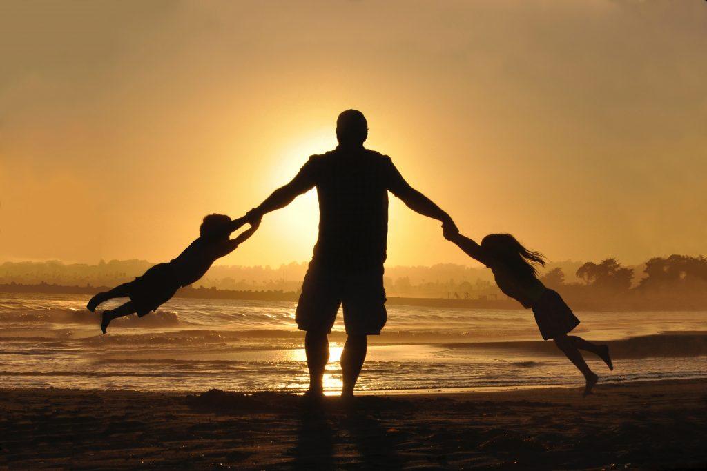 dia dos pais na empresa com os filhos