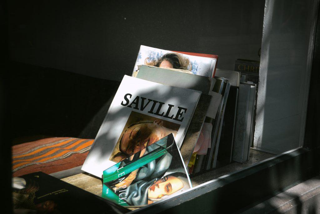 magazine e revista